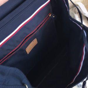 Tommy Hilfiger Bags - Tommy Hilfiger Navy Blue Backpack
